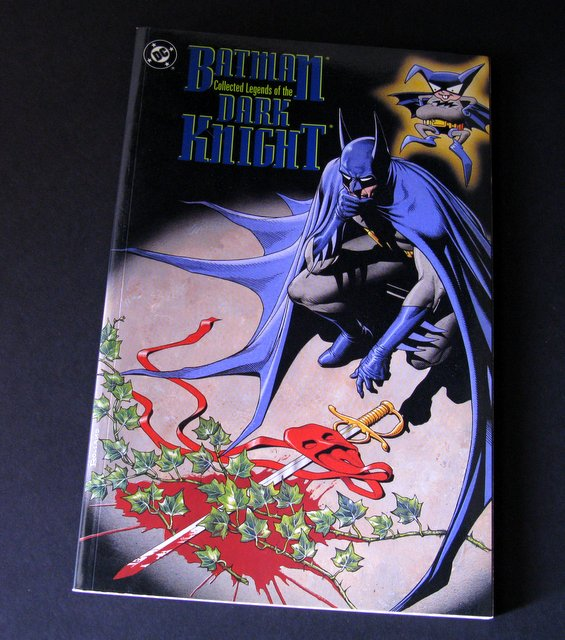 BATMAN - LEGENDS OF THE DARK KNIGHT - DC Comics, 1994 - 144 page deluxe trade paperback featuring Batman's finest tales.