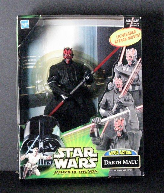 STAR WARS - DARTH MAUL 8