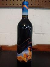 FULL BOTTLE OF NORMA JEAN 2000 THIRD VINTAGE WINE