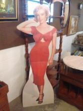 FULL SIZE MARILYN MONROE STAND UP DISPLAY BY MERNARD OF HOLLYWOOD
