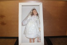 HILDEGARD GUNZEL 1990 DOLL - NEW IN ORIG. BOX - #229 OUT OF 2000 - SIGNED  - RED 24