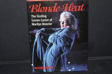 VERY NICE 256 PAGE THE SCREEN CAREER OF MARILYN MONROE WITH JACKET