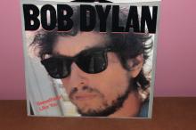 1983 BOB DYLAN – COLUMBIA RECORDS 45 RPM.  UNION SUNDOWN – SWEETHEART , LIKE YOU NEAR MINT