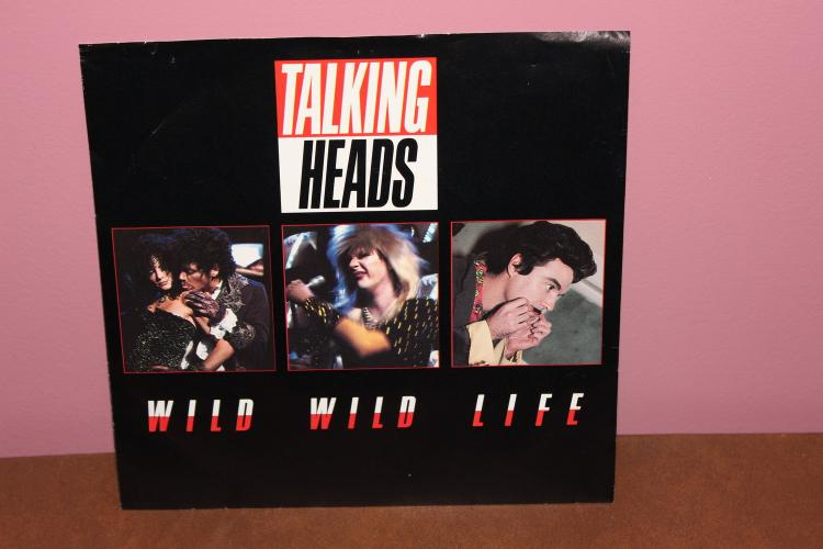 TALKING HEADS B/W PEOPLE LIKE US ( MOVIE VERSION ) FEATURING JOHN GOODMAN: LEAD VOCAL- WILD WILD LIFE
