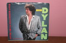 1985 BOB DYLAN – DEMONSTRATION NOT FOR SALE- 45 RPM – TIGHT CONNECTION TO MY HEART ( HAS ANYBODY SEEN MY LOVE )