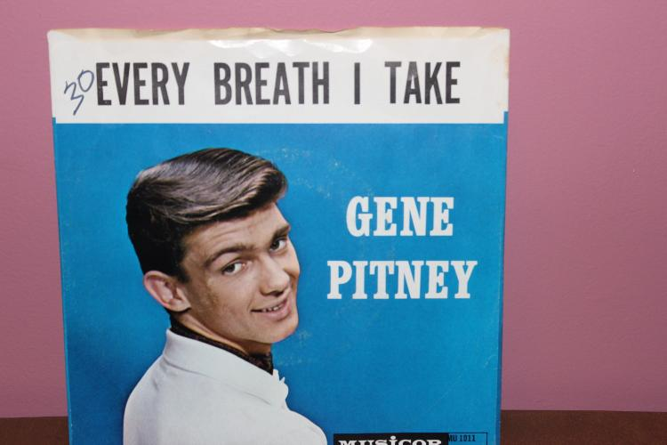 GENE PITNEY- MUSICOR 1011 VERY GOOD CONDITION