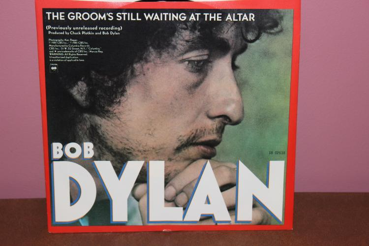 DYLAN – HEART OF MINE – CBS 1981 NEAR MINT