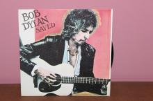 VERY RARE BOB DYLAN SAVED- ARE YOU READY 1980 CBS 8743 PRODUCED IN SPAIN NEAR MINT CONDITION