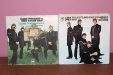 2 RECORD 45- LOT GARY PUCKETT AND THE UNION GAP ORIG. RELEASE WILL POWER 444547 / 444644 COLUMBIA RECORDS  NEAR MINT