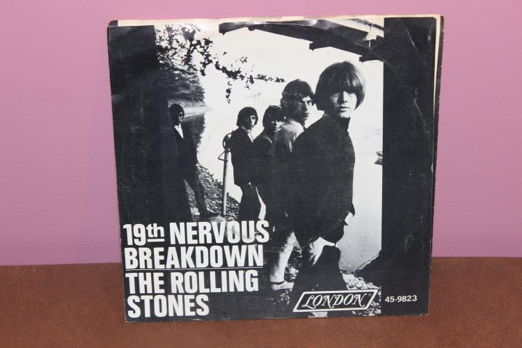 ROLLING STONES 19TH NERVOUS BREAKDOWN – LONDON 9823 VERY GOOD COND.