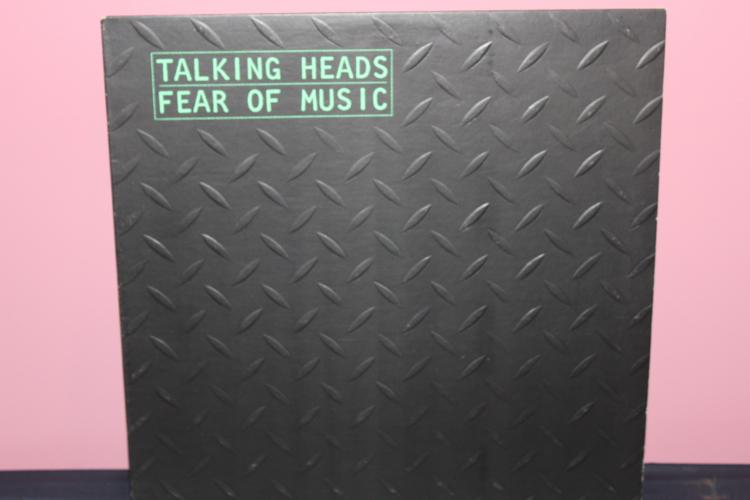 TALKING HEADS – FEAR OF MUSIC 1979 – SIRE RECORDS NEAR MINT