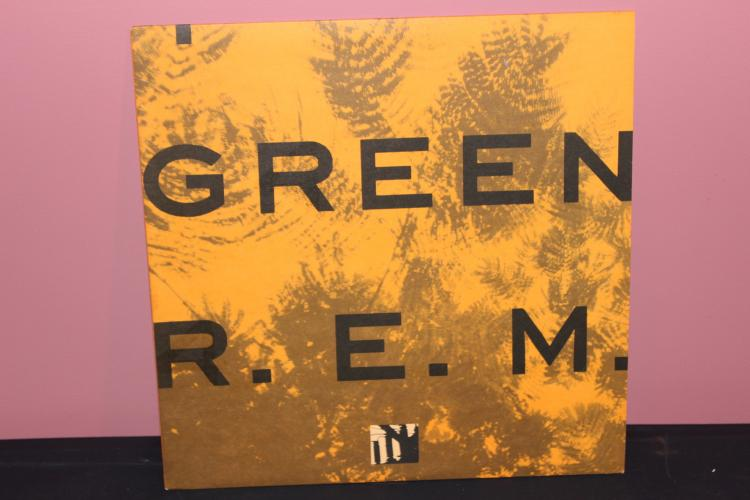 REM – GREEN 35 SOUND START 1988 WARNER BROS. RECORDS NEAR MINT