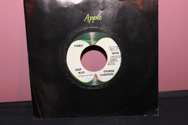 BANGLA – DESH GEORGE HARRISON – APPLE RECORDS 1836 NEAR MINT