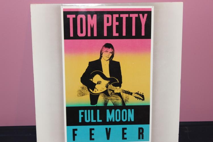 SUPER – TOM PETTY FULL MOON FEVER 1989 MCA RECORDS NEAR MINT