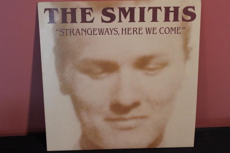THE SMITHS – STRANGE WAYS , HERE WE COME 1987 WARNER BROS. NEAR MINT