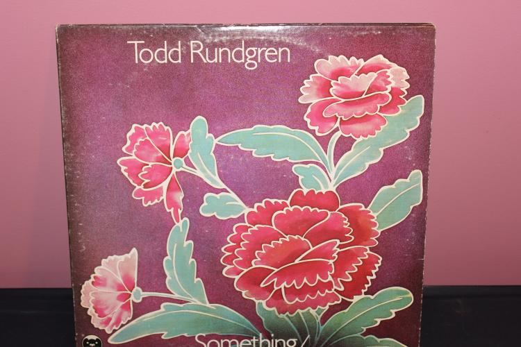 TODD RUNDGREN – SOMETHING – ANYTHING 1972 BEARSVILLE RECORDS DOUBLE L.P. ALBUM NEAR MINT