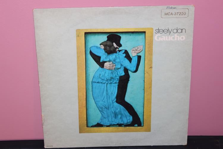 SEELY DAN – GAUCHO 1980 MCA 6102-2470 NEAR MINT