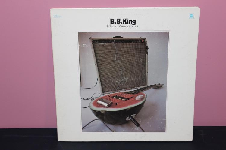 B.B. KING INDANDA MISSISSIPPI SEEDS – ABC RECORDS 713A 1970 GATEFOLD NEAR MINT
