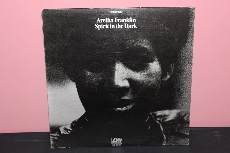 ARETHA FRANKLIN – SPIRIT IN THE DARK – ATLANTIC RECORDS SD8265 1970 LIKE NEW