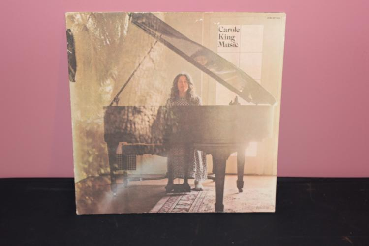 CAROLE KING MUSIC ODE SP77013 GATEFOLD ALBUM COVER LIKE NEW