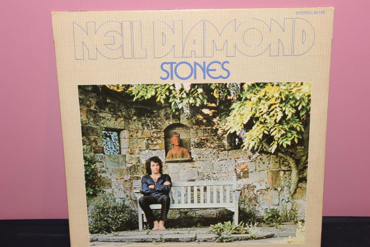 NEIL DIAMOND STONES MCA – MOST SONGS BY CAROLE KING ODE SP77012 LIKE NEW MINT