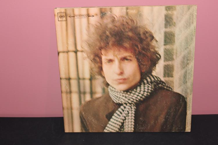 DYLAN BLONDE ON BLONDE - LIKE NEW - DOUBLE ALBUM GATEFOLD - CS9317