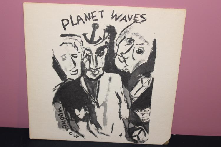 1973 PLANET WAVES BOB DYLAN ASYLUM RECORDS - LIKE NEW - NEAR MINT