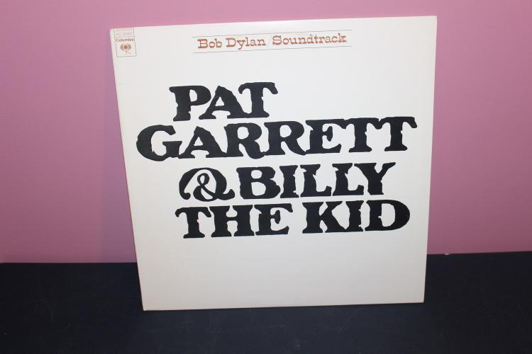 DYLAN SOUNDTRACK FROM MOVIE PAT GARRETT & BILLY THE KID - 1973 - NEAR MINT - COLUMBIA KC32460