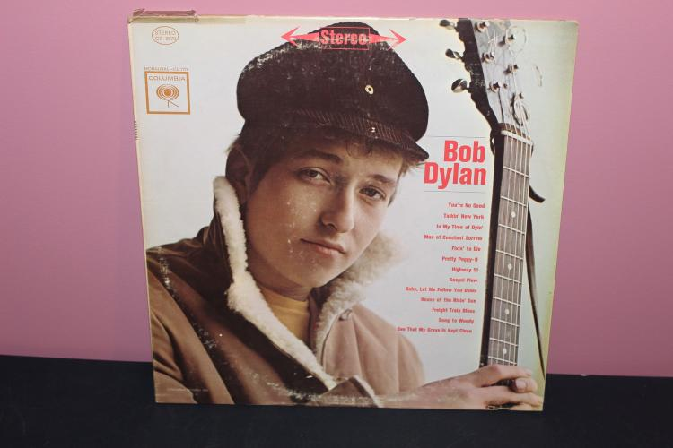 DYLAN 1962 COLUMBIA RECORDS CS8579 NEAR MINT LIKE NEW