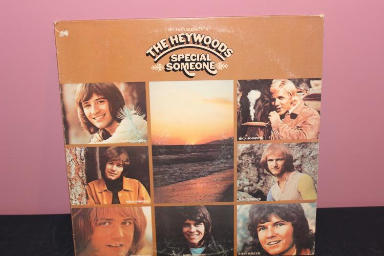 THE HEYWOOD 1972 FAMILY PRODUCTIONS - NEAR MINT