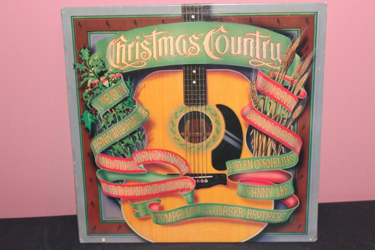 NEW UNOPENED CHRISTMAS COUNTRY SEVERAL STARS