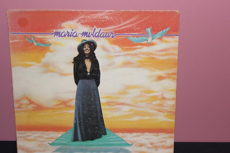 1973 MARIA MULDAUR - REPRISE RECORDS - NEAR MINT - GATEFOLD