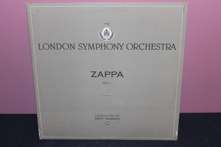 FRANK ZAPPA ALL COMPOSED BY & CONDUCTED BY FRANK ZAPPA 1983 - NEAR MINT