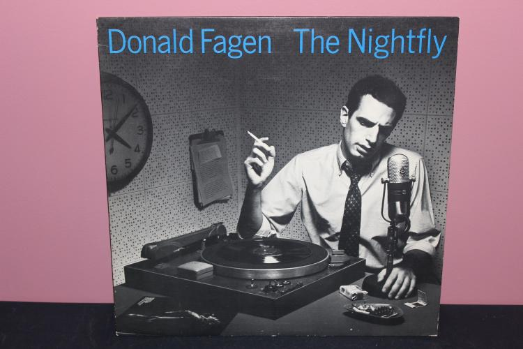 DONALD FAGEN THE NIGHTFLY 1982 WARNER BROS 23696-1 - NEAR MINT
