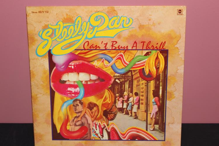 1972 STEELY DAN ABC RECORDS - NEAR MINT