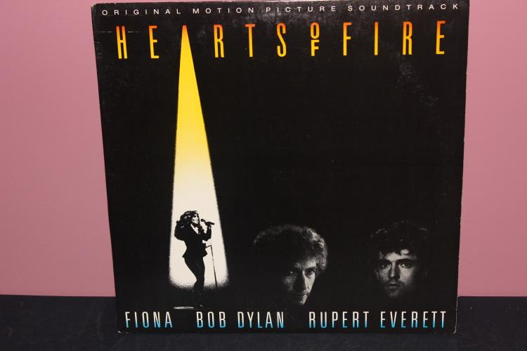 FIONA - DYLAN - RUPERT EVERETT - HEARTS OF FIRE - 1987 CBS RECORDS