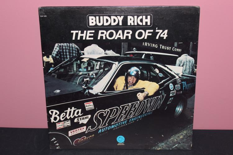BUDDY RICH NEW UNOPENED