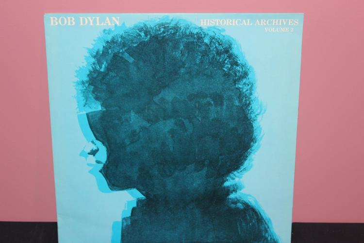 DYLAN RECORDED LIVE MONTREAL 1962 HISTORICAL ARCHIVES - MADE IN ITALY - NEAR MINT