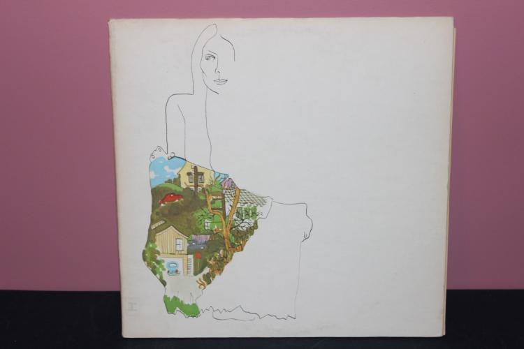 JONI MITCHELL LADY OF THE CANYON - REPRISE RECORDS RS6376 - LIKE NEW GATEFOLD