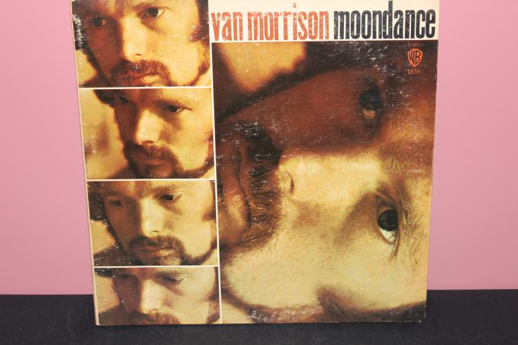 VAN MORRISON MOONDANCE - WARNER BROS. 1835 LIKE NEW GATEFOLD