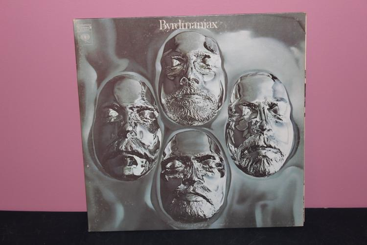 THE BYRDS - BYRDMANIAX - COLUMBIA BL30640 GATEFOLD ALBUM COVER - NEAR MINT