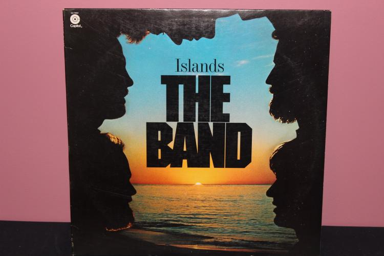 ISLANDS THE BAND - CAPTAL SO11602 1977 - NEAR MINT