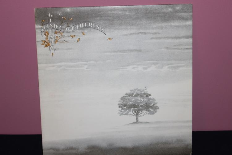 GENESIS WIND AND WUTHERING - NEAR MINT 4976 ATLANTIC RECORDS SD38-100