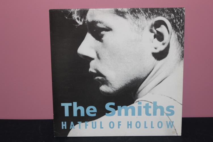 THE SMITHS HATFUL OF HOLLOW 1986 - ROUGH TRADE RECORDS - MADE IN ENGLAND