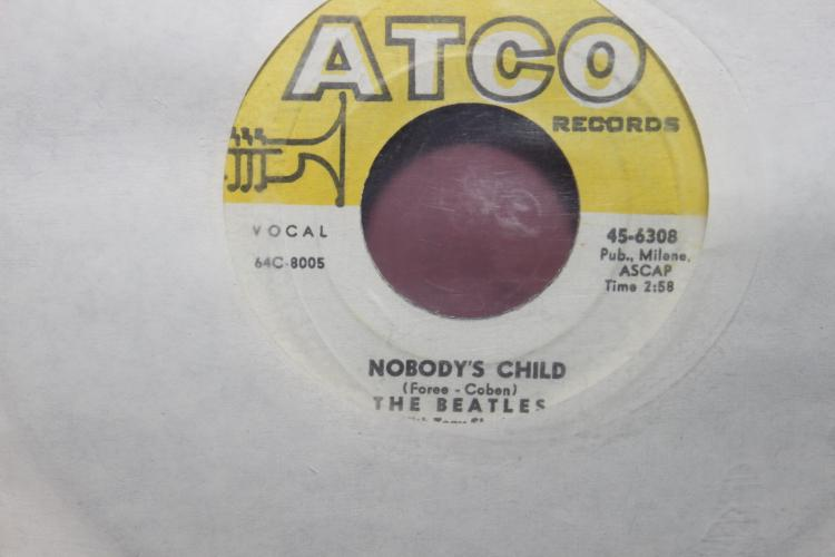 BEATLES – ATCO RECORD 45-6308 NEAR MINT