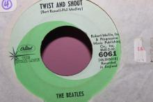 BEATLES ? RECORDED IN ENGLAND ? CAPITAL 6061 GIL MUSIC CORP.