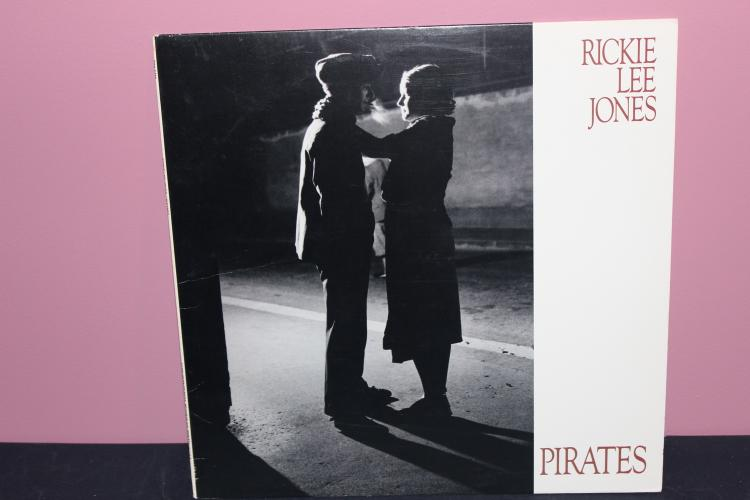 RICKIE LEE JONES PIRATES 1981 WARNER BROS. BSK 3432 LIKE NEW
