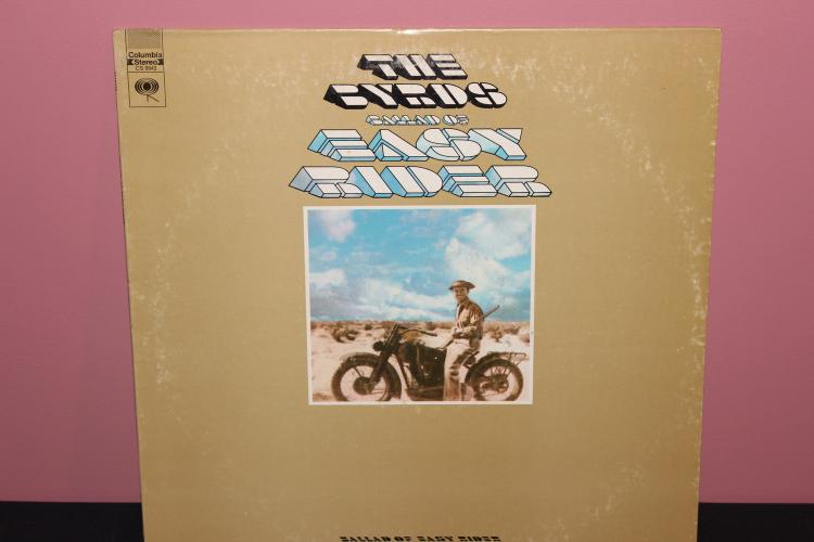THE BYRDS BALLAD OF EASY RIDER COLUMBIA CS 9942 LIKE NEW