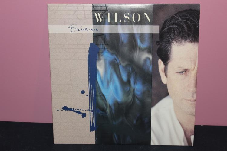 BRIAN WILSON SIRE RECORDS 1988 PRODUCED BY BRIAN WILSON LIKE NEW