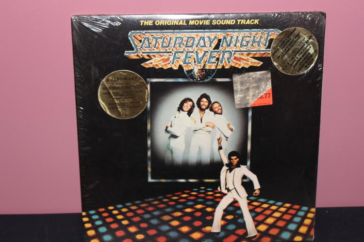 1977 ORIG. SOUND TRACK SATURDAY NIGHT LIVE 2 L.P. SET NEAR MINT COND. ORIG. WRAPPER